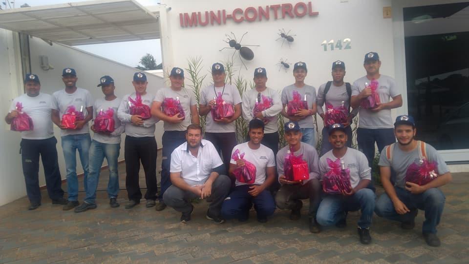 Equipe Imuni- Control